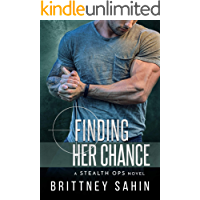 Finding Her Chance (Stealth Ops Book 4)