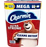 Charmin Ultra Strong Bathroom Tissue 30 Double Plus Rolls