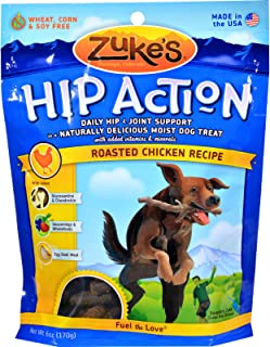product image for Zuke's Hip Action Morsels Chicken/6 oz.