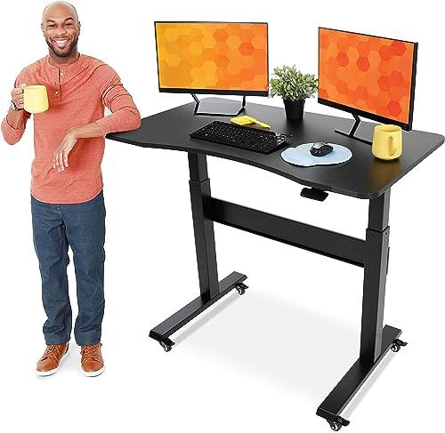 Stand Steady Tranzendesk | Pneumatic Standing Desk