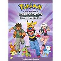 Pokemon: Diamond and Pearl Complete Collection (DVD)