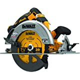 DEWALT DCS573B 20V MAX 7-1/4 in. Brushless Cordless Circular Saw with FLEXVOLT Advantage (Tool Only)