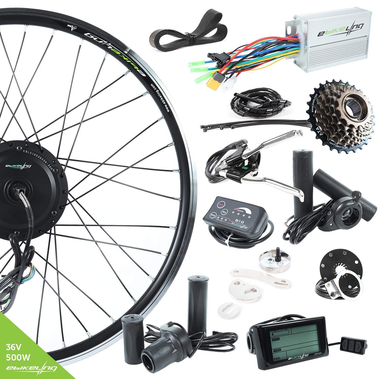 ebikeling Bicycle Bike 7-Speed Freewheel Cassette Gear 14-28 ebike