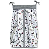 Trend Lab Dr Seuss Diaper Stacker, Cat In The Hat