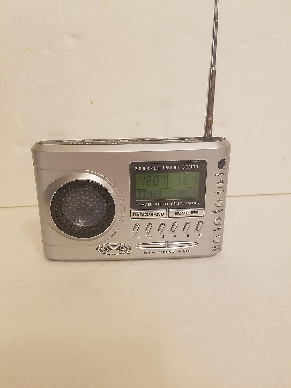 Imagen más nítida viaje chupete 20 Radio/reloj despertador ...