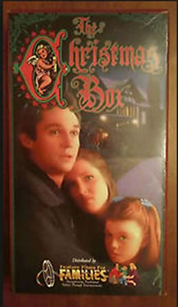 the christmas box vhs feature films for families richard thomas maureen o - The Christmas Box Movie