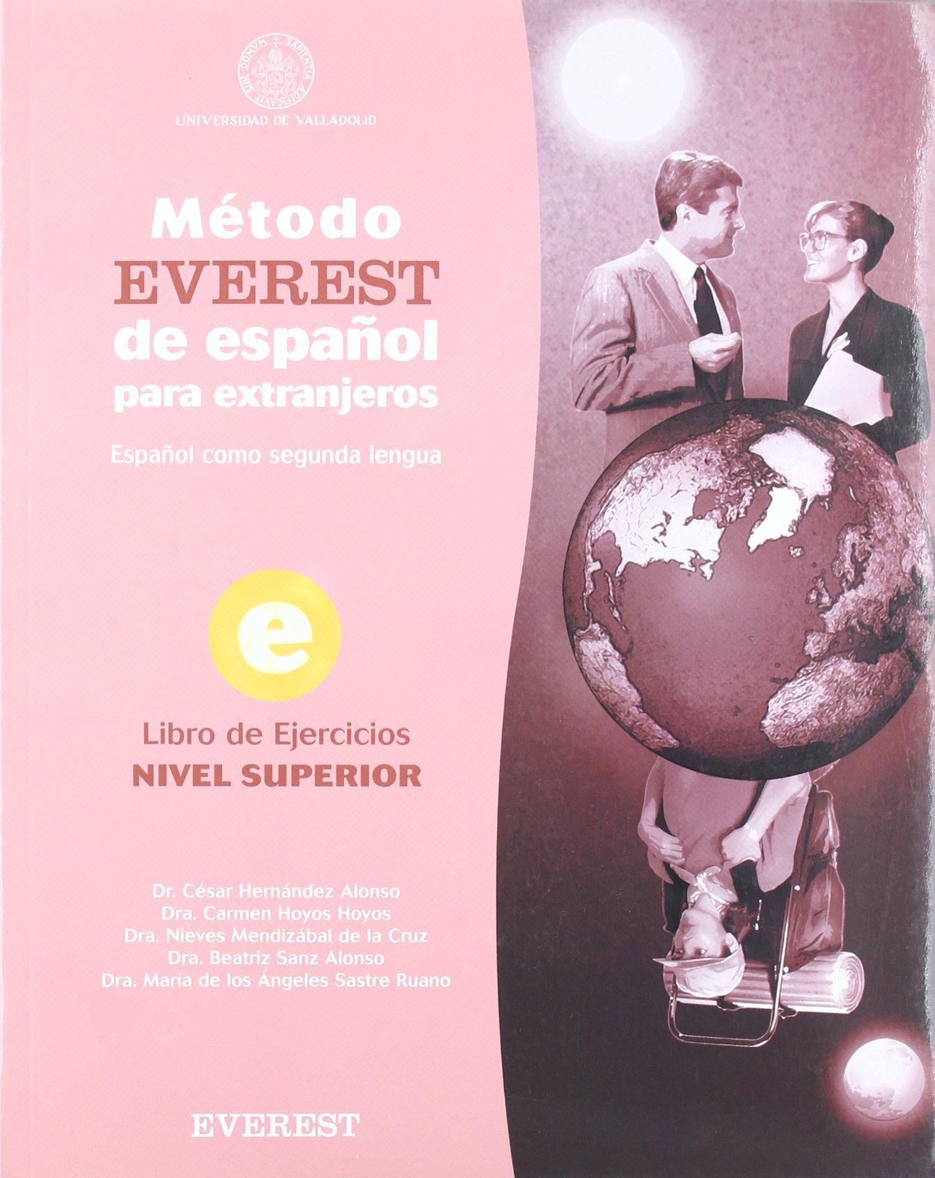 Download Metodo Everest De Espanol Para Extranjeros: Libro Del Ejercicios: Nivel Superior (Spanish Edition) pdf