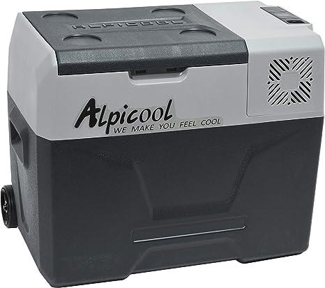 Compass 07084 Kühlbox Freeze Mit Kompressor 40l 230 24 12v 20 C Elektronik