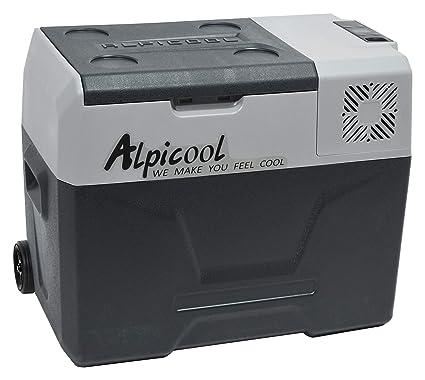 Amazon.es: Compass 07084 Box Freeze Nevera con compresor 40L 230 ...