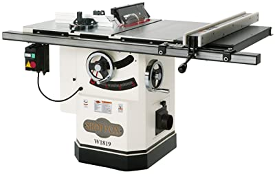 Table Saw W1819 by Shop Fox