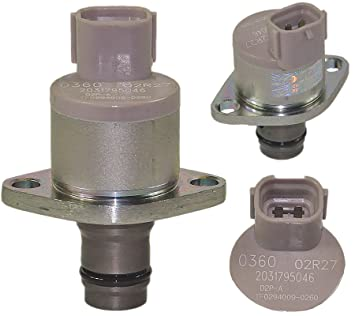 D2P para Ford Transit, Nissan Navara fuelpump regulador de presión con válvula de Control: Amazon.es: Coche y moto