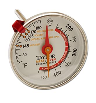 taylor classic line ovenmeat thermometer