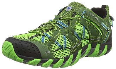 Merrell Waterpro Maipo Walking Shoes - SS16 - 15 - Green