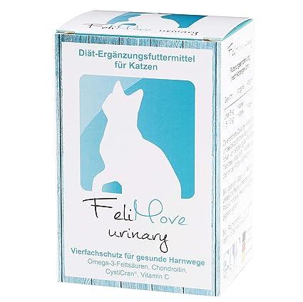 100 cápsulas FeliMove urinary, suplemento para gatos en ...