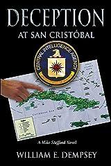 Deception at San Cristobal (Mike Stafford Novels Book 3) Kindle Edition