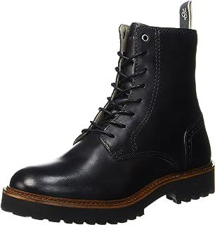 Marc O' Polo Women's Flat Heel 70814235001312 Chelsea Boots