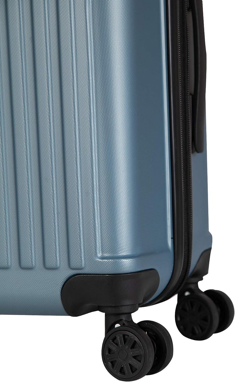 Luggage only Moraga 22 8-Wheel Hardside Spinner American Flyer Unisex-Adult