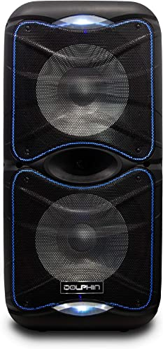 Dolphin SP-212RBT Portable Bluetooth Party Speaker