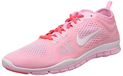 cheap for discount c6cdc 1ac58 Nike Free 5.0 Train Fit 4 Breath Womens Cross Trainer Shoes 641875-600  Perfect Pink