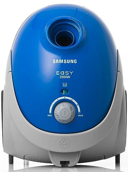meilleure sélection de profiter de prix pas cher qualité supérieure Samsung SC5280 Gamme Easy Aspirateur avec Sac Bleu