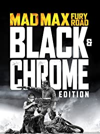 amazon com mad max fury road black chrome tom hardy charlize