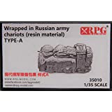 Plastic Model Building Kit # 35010 RPG 1//35 Scale Wrapped in Russian Army Chariots Type-A