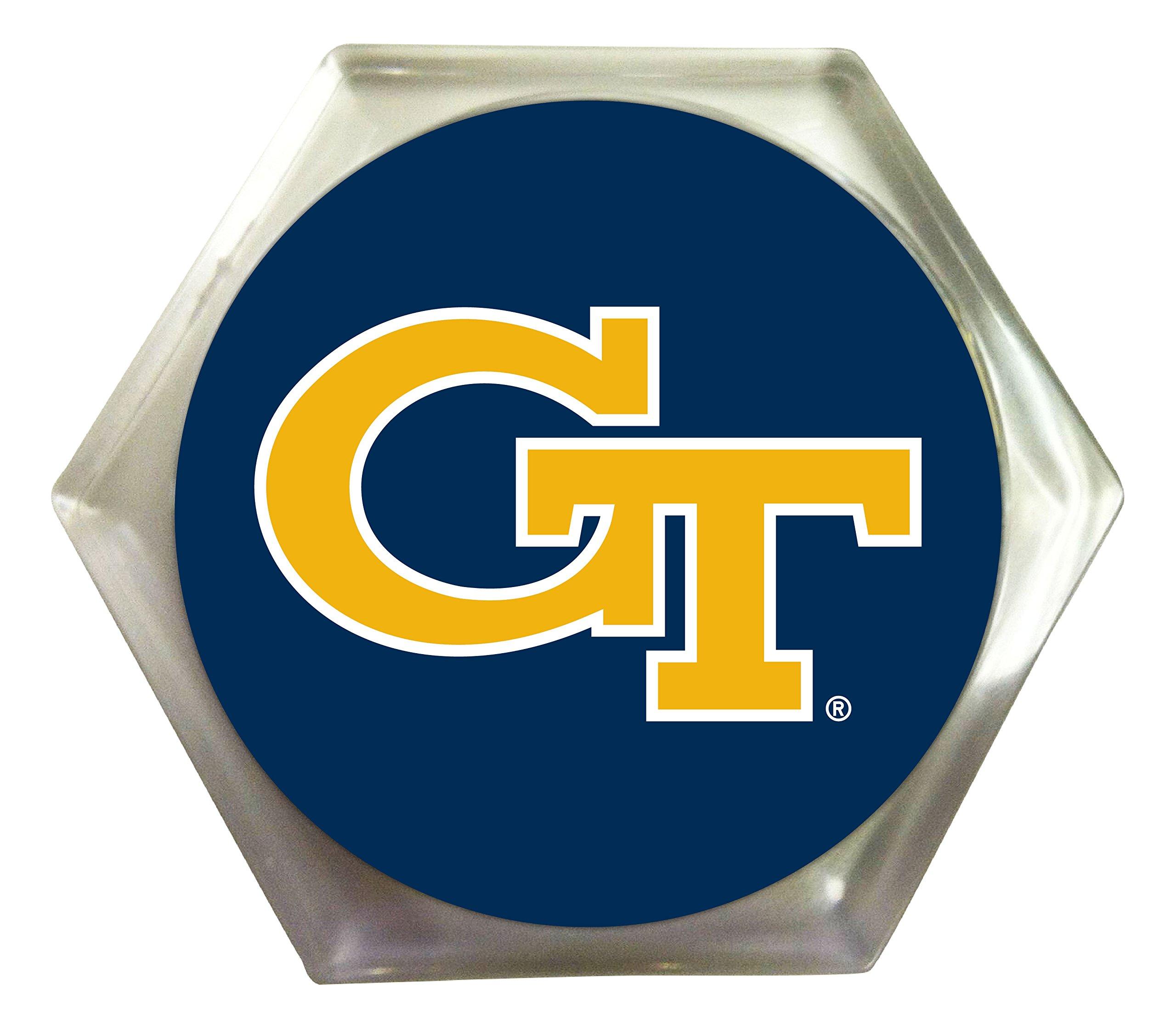 NCAA Georgia Tech Yellow Jackets Coaster 4-Pack