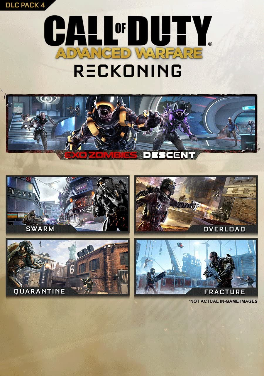 Amazon.com: Call of Duty: Advanced Warfare - Reckoning [Online Game on