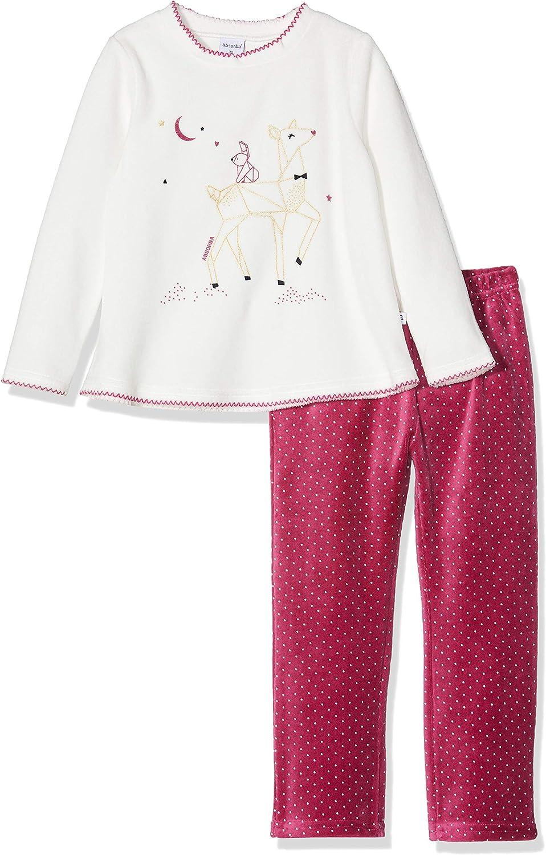Absorba Ensemble de Pyjama Fille