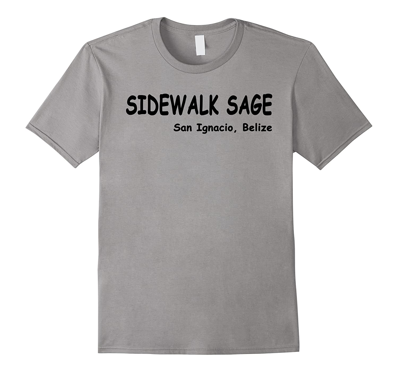 Sure Branding T-Shirts Sidewalk Sage TShirt-Vaci