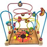 Brinquedo Educativo Aramado Montanha Russa Joaninha