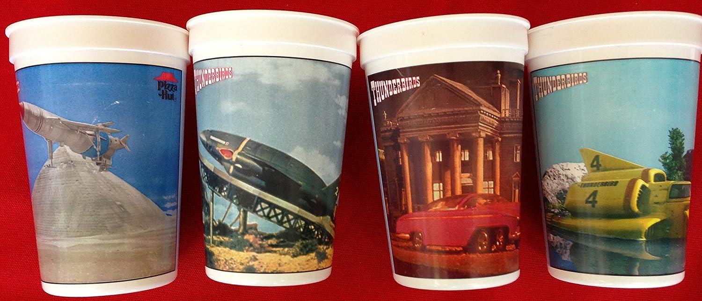 Thunderbirds Pizza Hut sticker Gerry Anderson 1992  UK SELLER