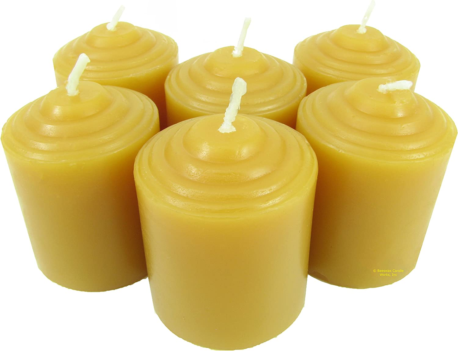 candles as wedding decor united with love.htm amazon com beeswax candle works 10 hour votives 12 pack 100  amazon com beeswax candle works 10