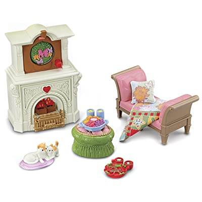 Fisher-Price Loving Family 2-In-1 Seasonal Room Set: Toys & Games