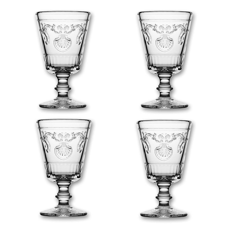 4x La Rochere Absinthe Glass