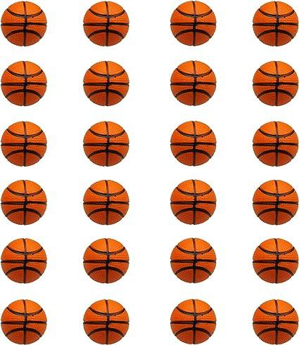 Amazon.com: MOMOONNON - Pelota de baloncesto para niños, 24 ...