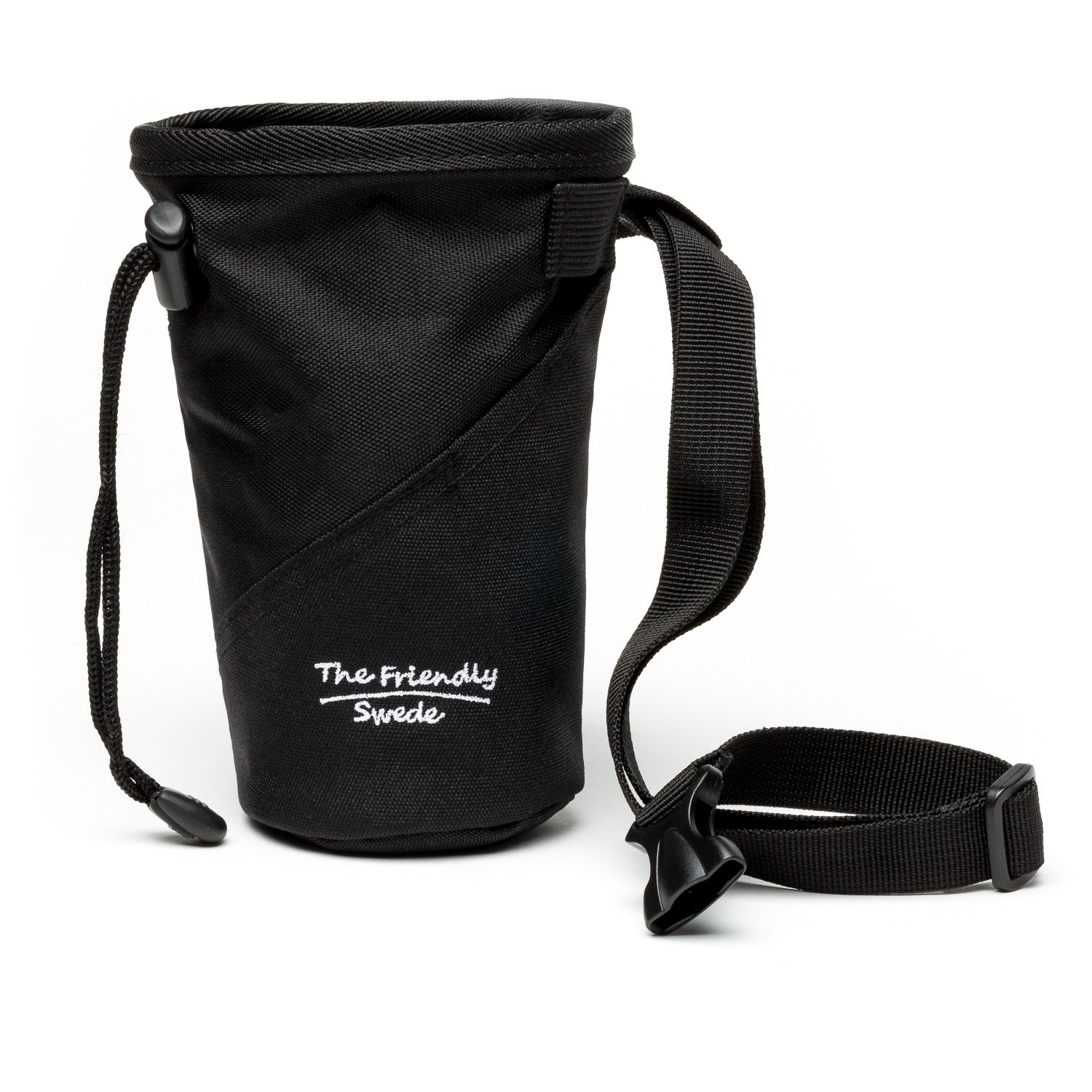 The Friendly Swede Rock Climbing Chalk Bag with Belt