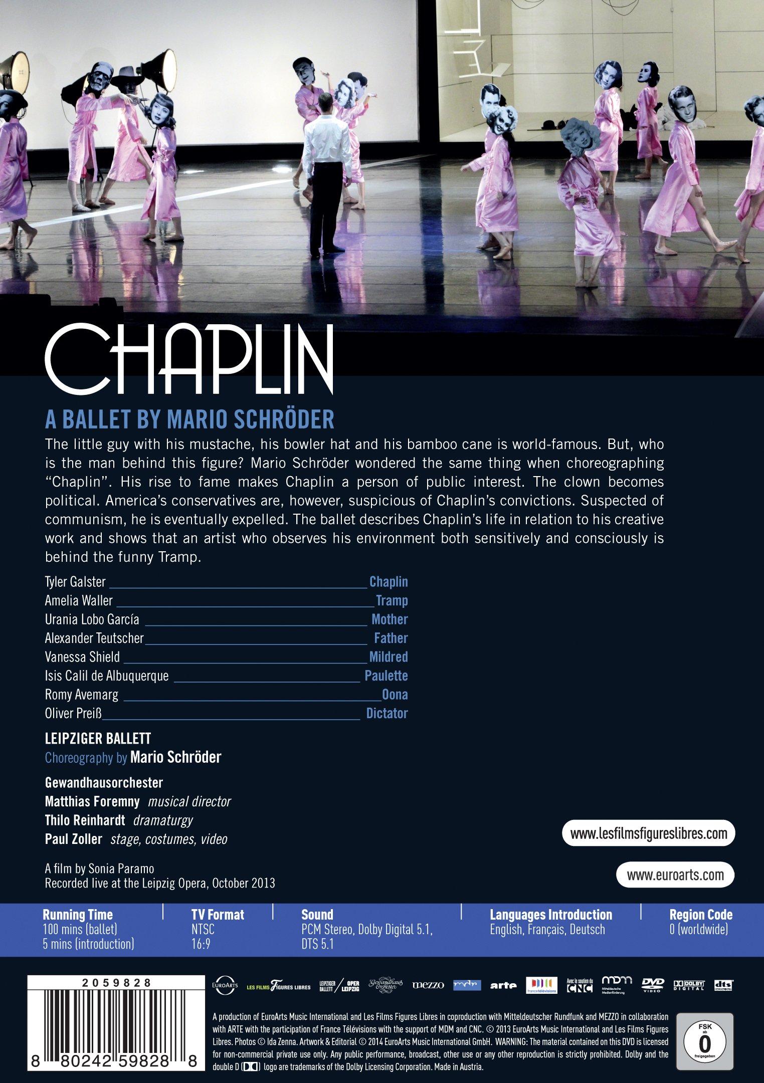 Chaplin by EuroArts