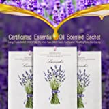 MYARO 12 Packs Lavender Scented Sachets for