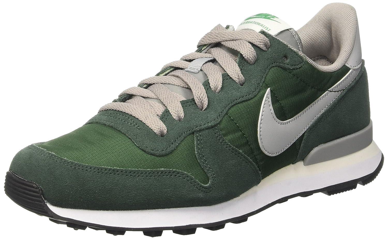 finest selection ea308 e4b4c Nike Men's Internationalist Sneaker Low Neck, (Grg Green/mtt Slvr/grv  Grn/sl), 7 UK: Amazon.co.uk: Shoes & Bags