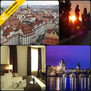 De Voyage–3JOURS pour 2personnes dans * * * * Hotel assenzio Prague Vivez–Gutschein kurzreise kurzurlaub Voyage Cadeau Reiseschein