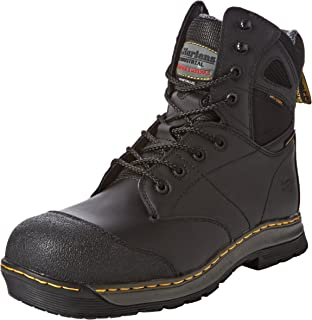 9a9a1e64 Dr Martens Surge ST 6 Inch Tie Hi Laced Safety Boot: Amazon.co.uk ...