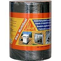 Sika 3734 MultiSeal afdichtingsband, zelfklevend, koude lijm, 200 mm x 10 m, kleur: grijs