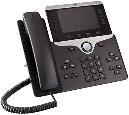 Cisco CP-8851-K9= 8851 IP Phone 5