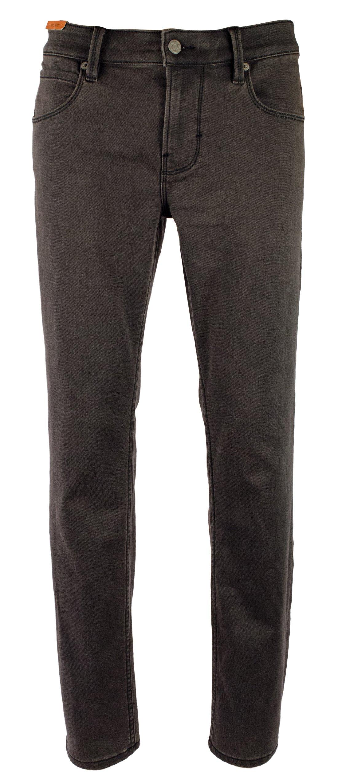 Hugo Boss Men's Orange Label Modern Stretch Slim Fit Knit Denim Jeans-C-38Wx32L by HUGO BOSS