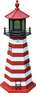 product image for 4 Ft Deluxe LighthousesReplicated USA Lighthouses - West Quobby, ME