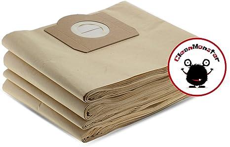 Kärcher 5x Papierfilterbeutel A 2200 A 2999, WD 3.200
