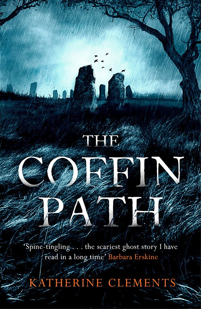 Image result for the coffin path by katherine clements
