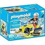 Playmobil - Motoneige, 9285