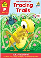 Tracing Trails Ages 3-5 (Little Hand